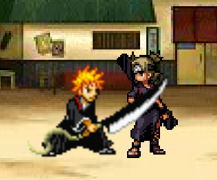 Bleach vs Naruto 3.7