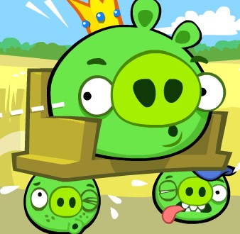 Bad Piggies 4