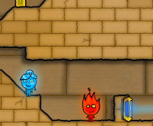 Fireboy and Watergirl 2: The Light Temple