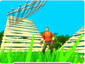 Fort Building Simulator