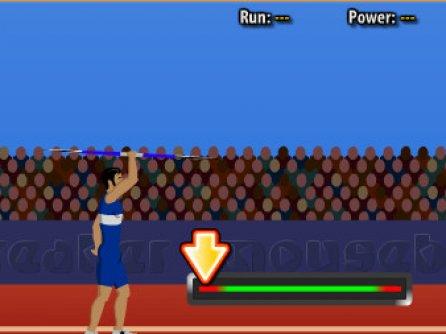 Javelin Champion