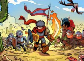 Kingrom Rush Frontiers