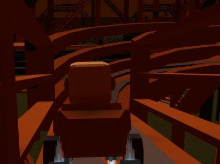 Kogama Roller Coaster World