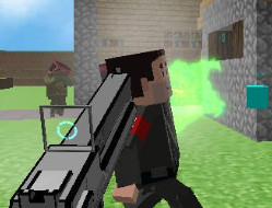 Pixel Gun Apocalpyse 3