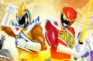 Power Rangers Dino Charge 2