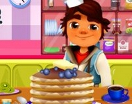 Subway Surfers Making Birthday Cake