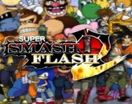 game super smash flash 4
