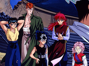 YuYu Hakusho Battle